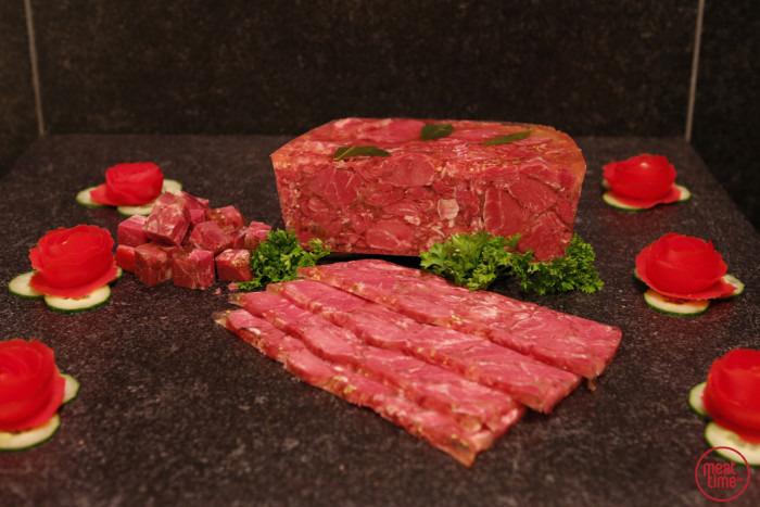 breughelkop - Meattime