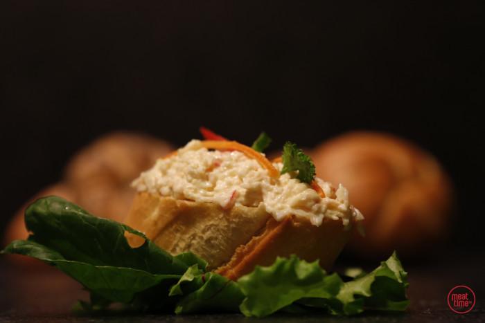 krabsalade - Meattime