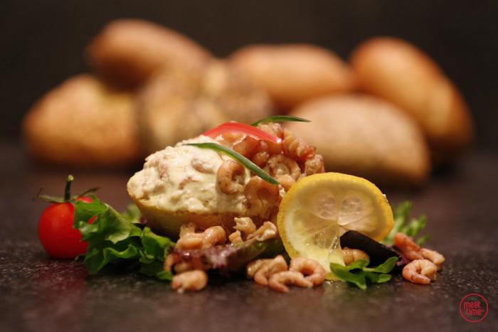 garnaalsalade - Meattime