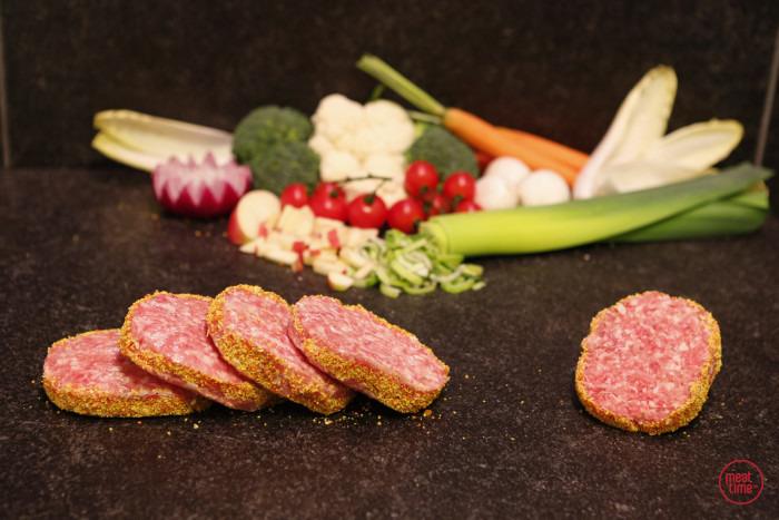 ajuinburger - Meattime
