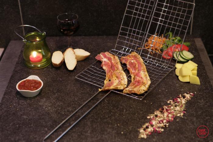 gemarineerd buikspek - Meattime