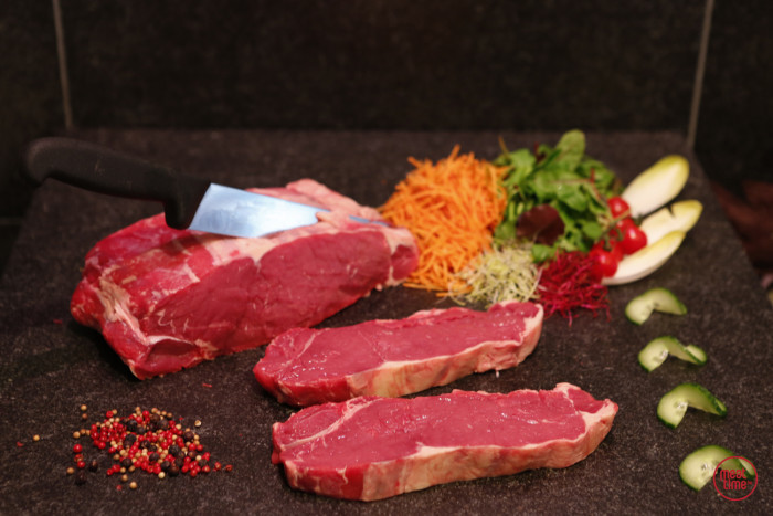 entrecote wit-blauw ras - Meattime