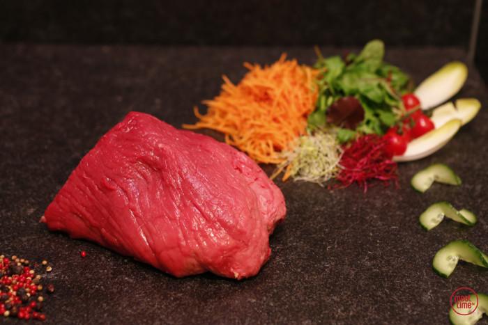 rosbief wit-blauw ras - Meattime