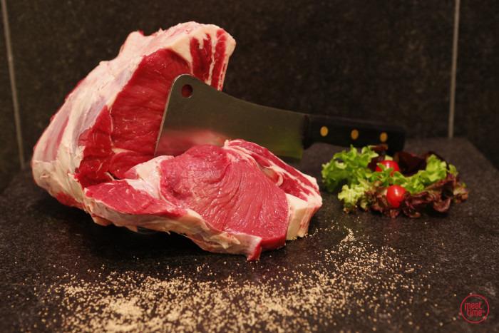 Cote a l'os Wit-Blauw - Meattime