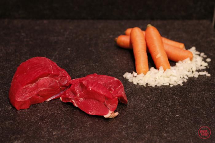 Soepvlees zonder been Wit-Blauw ras - Meattime