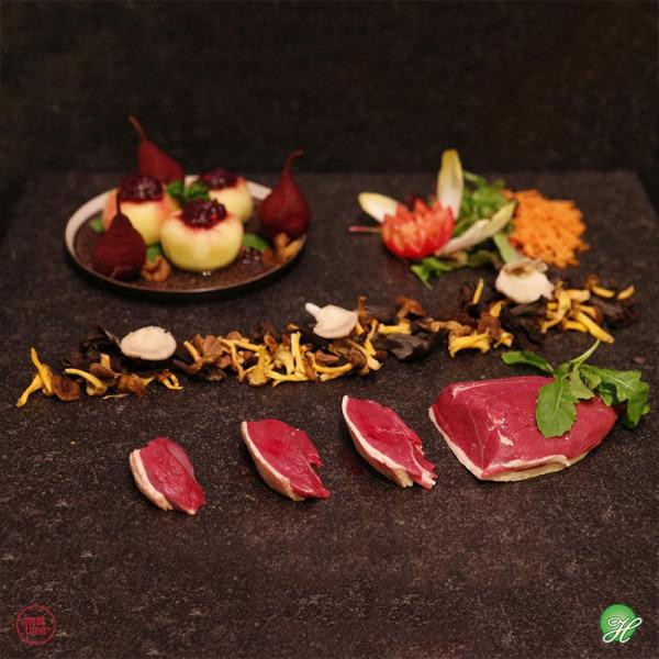 Eendeborstfilet - Meattime