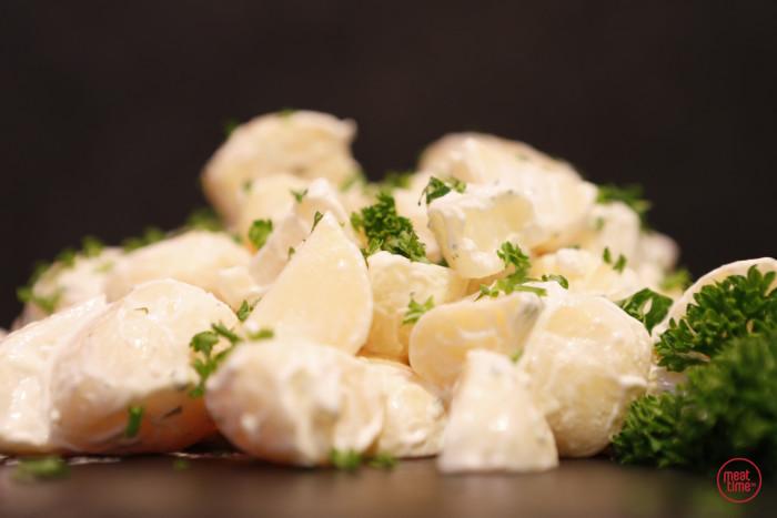 aardappelsalade - Meattime