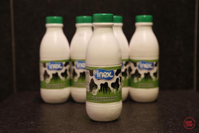 halfvolle melk Inex 0.5l - Meattime
