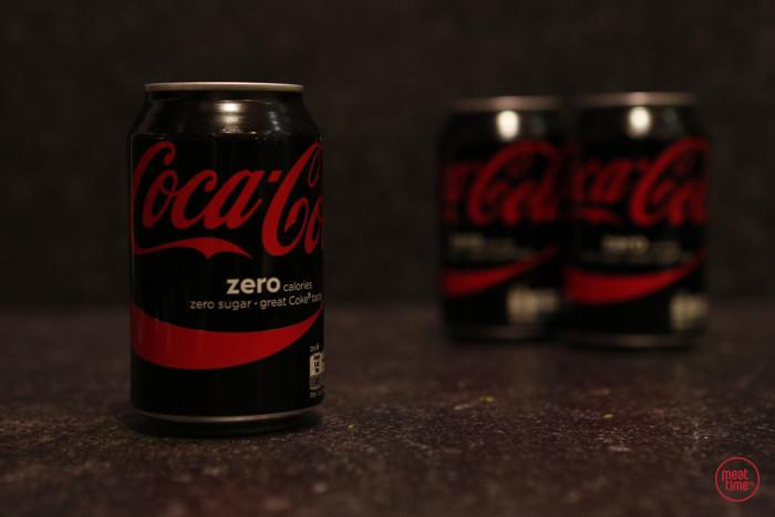 cola zero - Meattime