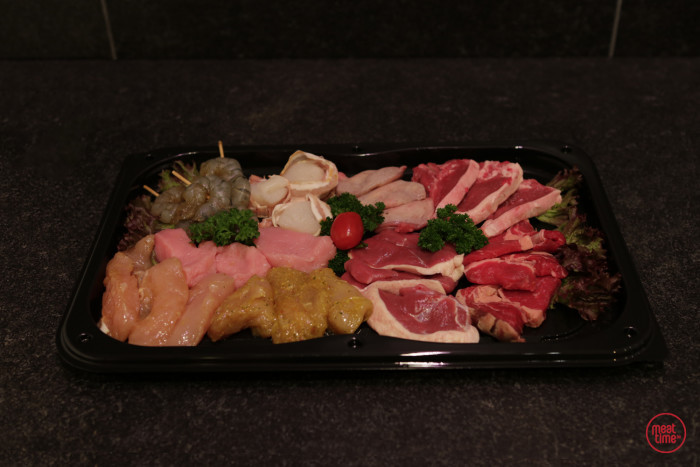 steengril/teppanyaki - Meattime
