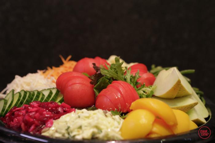 groentenschotel koud - Meattime