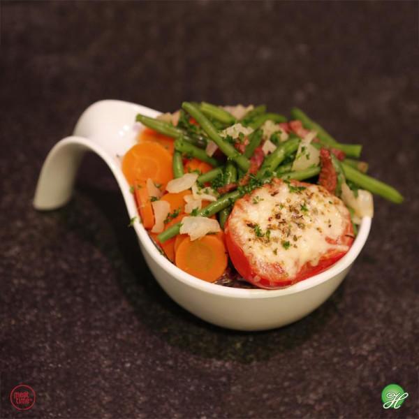 Groentenmandje  - Meattime