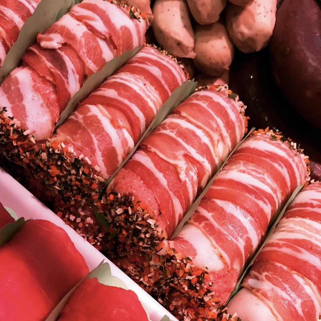 Wilde vink - Meattime