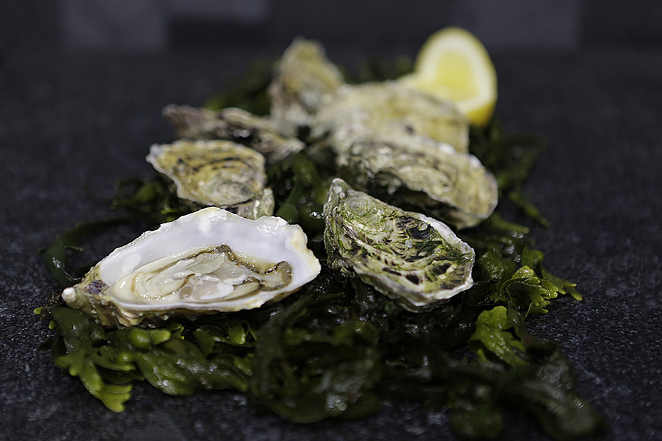 Franse oesters - Meattime