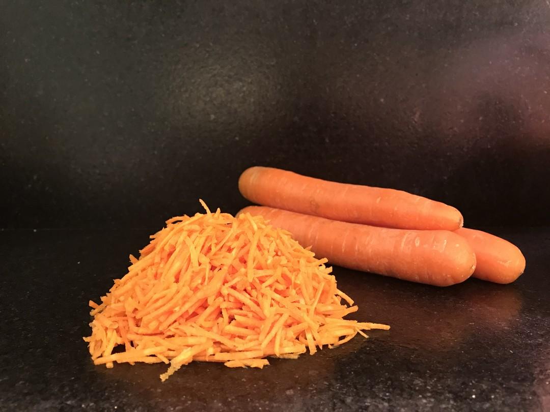 Geraspte wortelen - Meattime