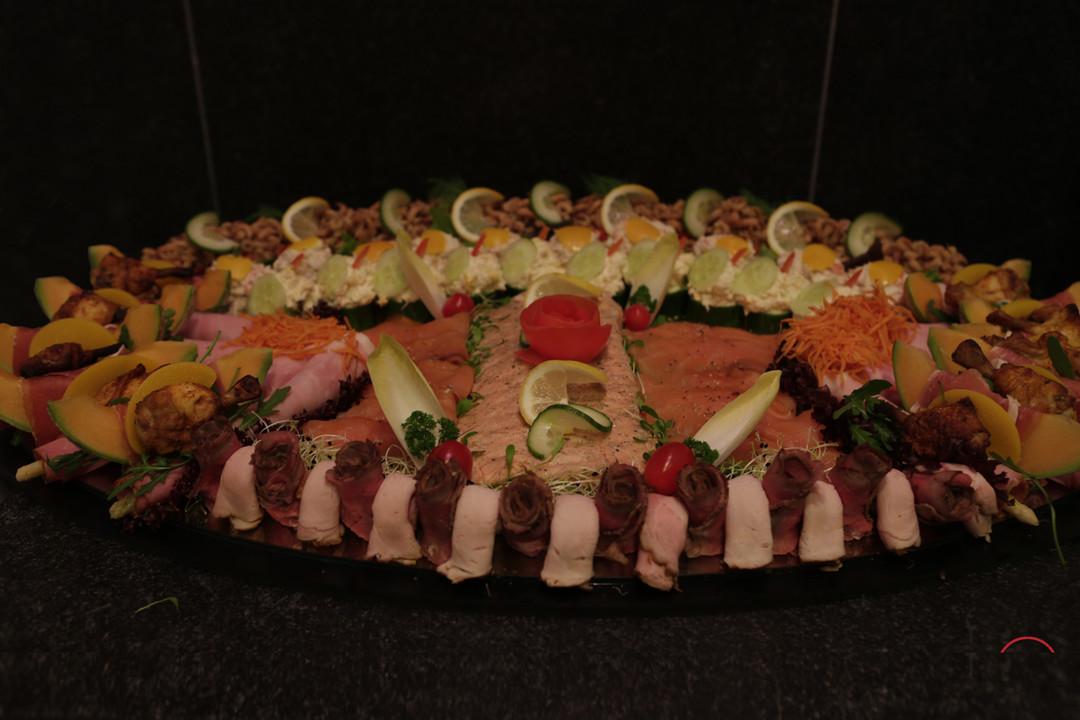 gemengd buffet + groentenschotel 4-12 pers - Meattime