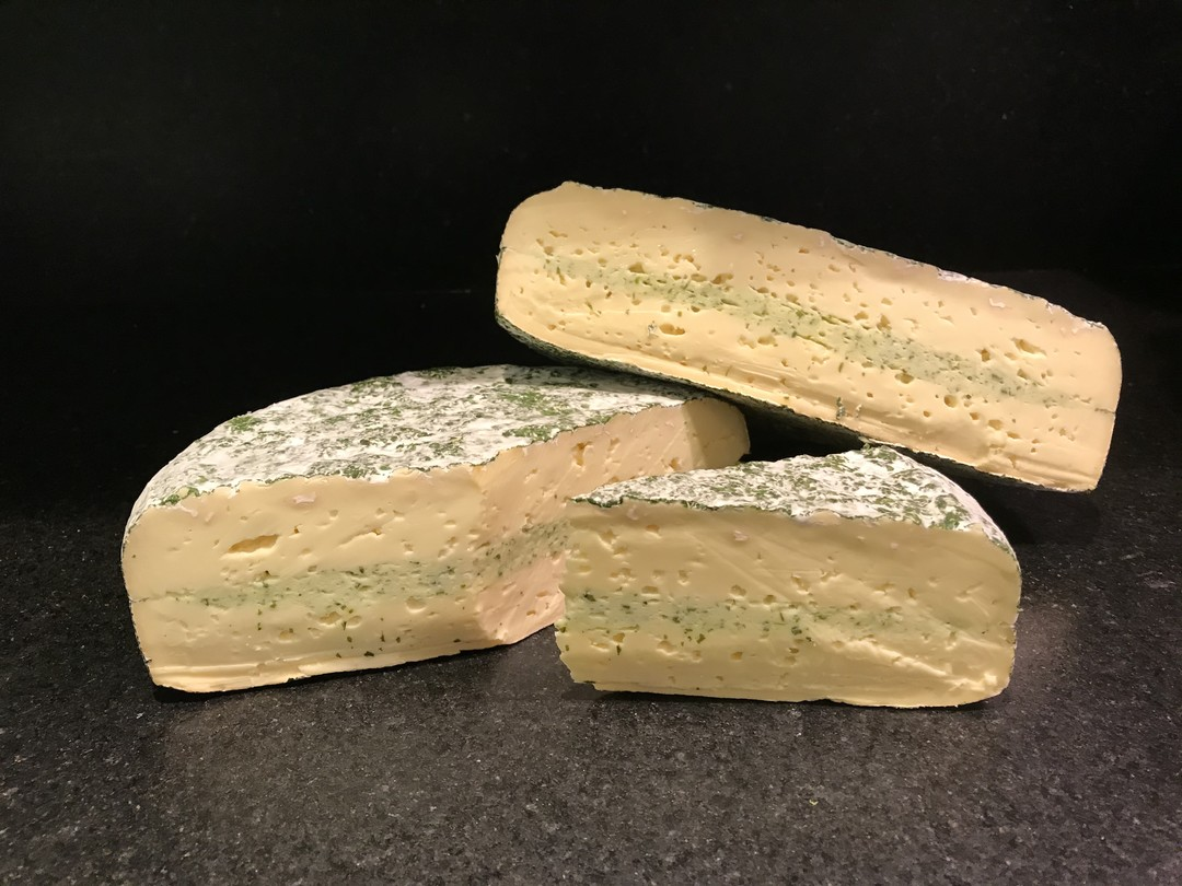 Damse Brie met kruiden - Meattime