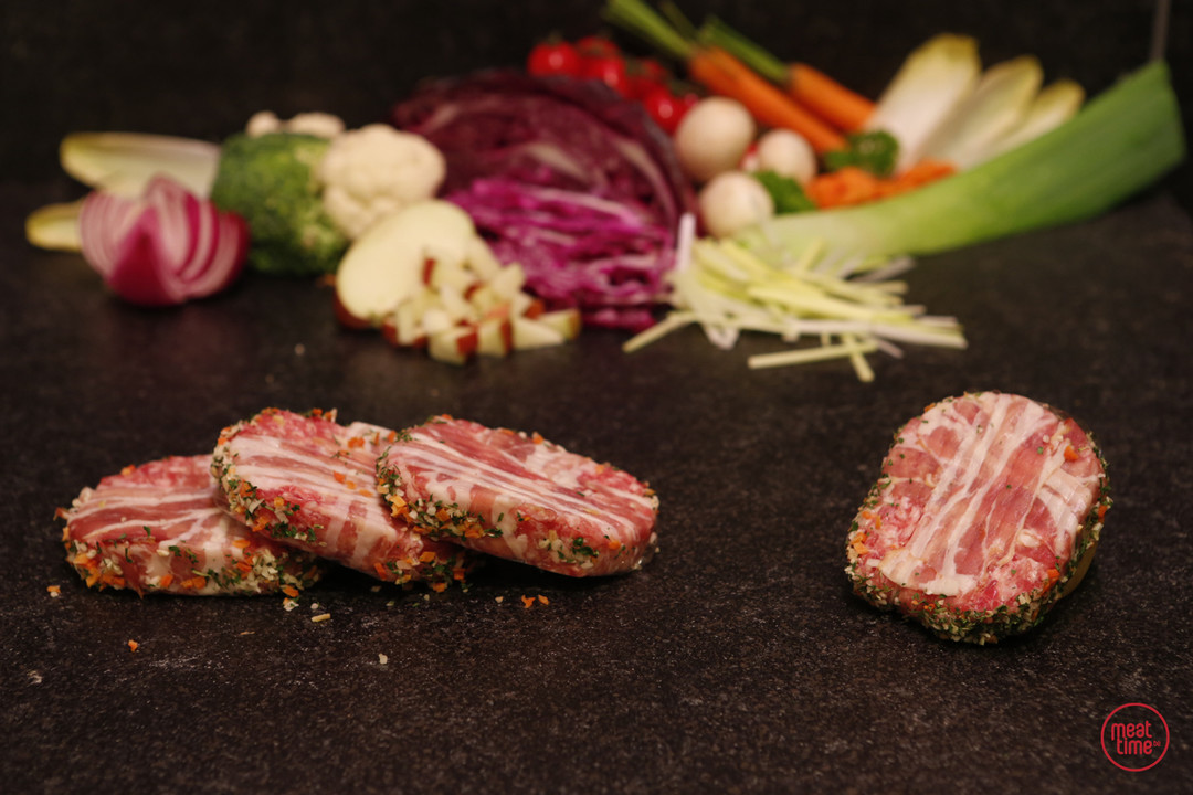 mini-slavink 6 stuks - Meattime