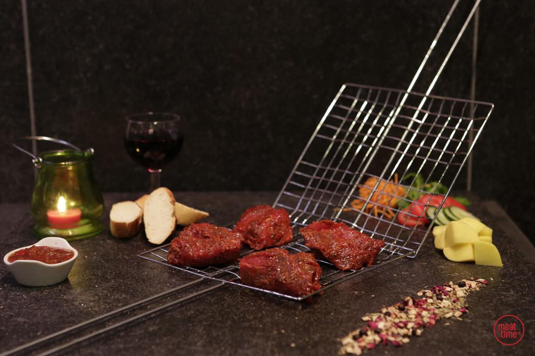 mini gemarineerd biefstukje 6 stuks - Meattime