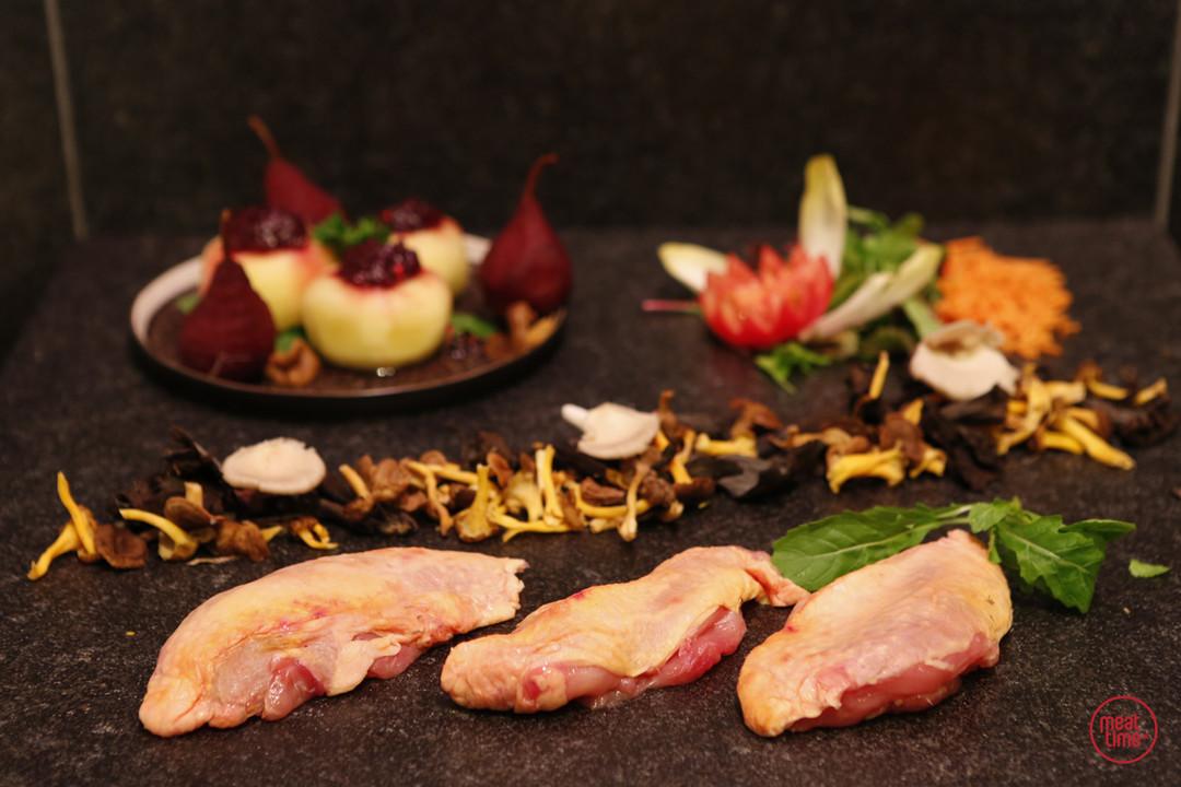 mini parelhoenfilet 6 stuks - Meattime