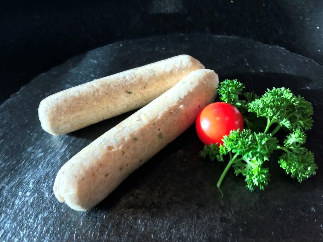 Vegetarische witte worst - Meattime