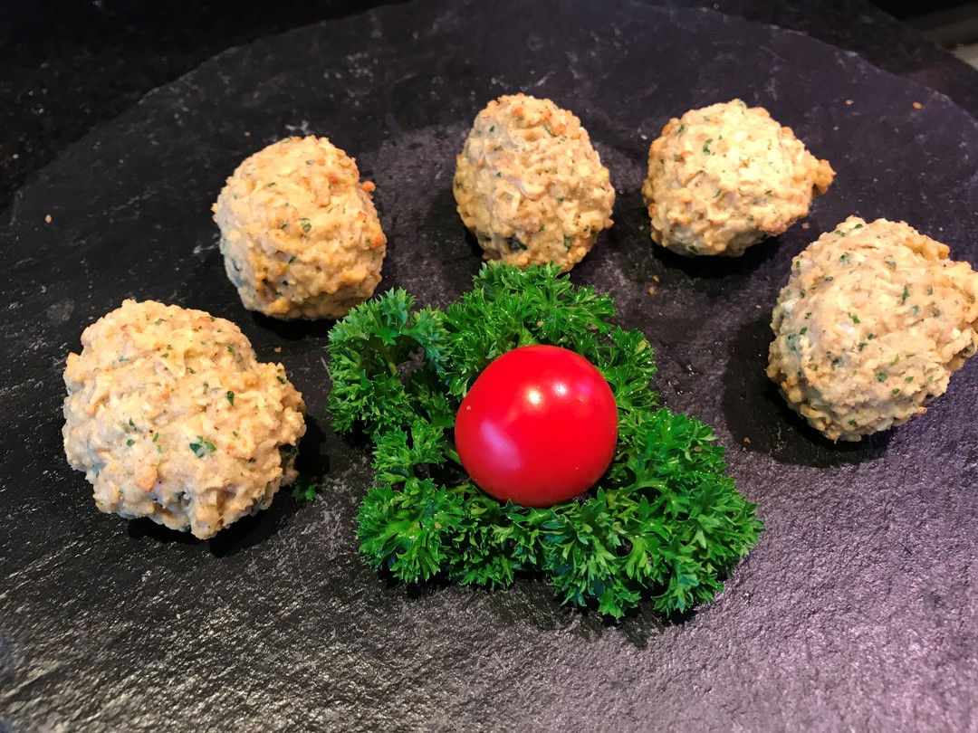 Vegetarische balletjes - Meattime