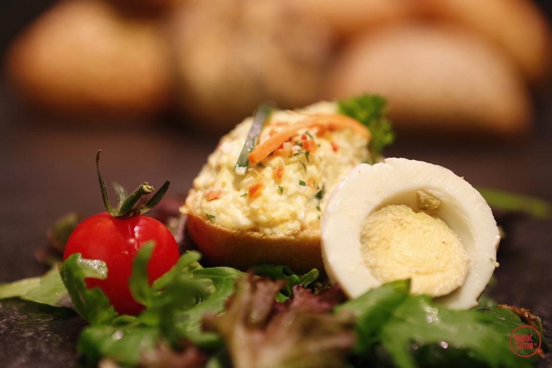 Eiersalade - Meattime