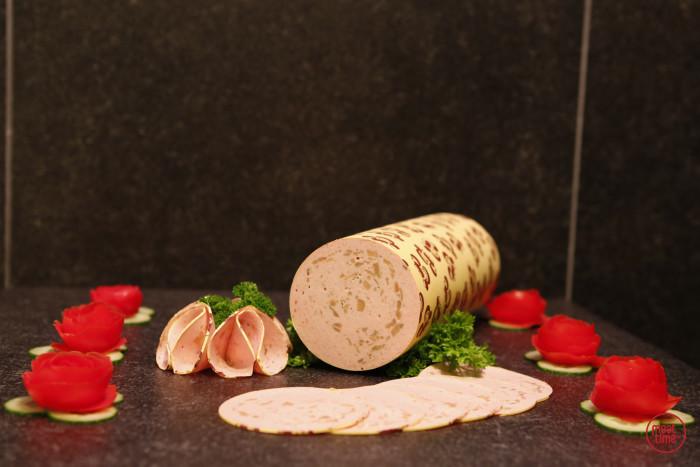 champignonworst - Meattime