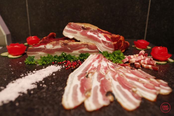 gezouten spek huisbereid - Meattime