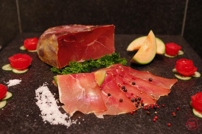spaanse serrano-ham - Meattime