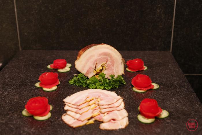 varkensrol met mosterd - Meattime