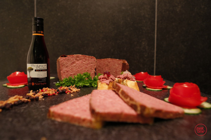 boerepaté huisbereid - Meattime