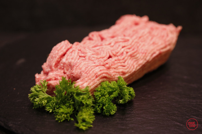 kalfsgehakt 85% varken/15% kalf - Meattime