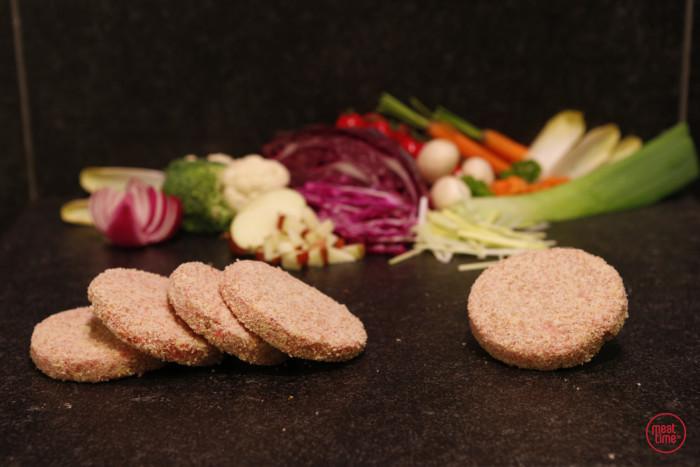 kaasburger - Meattime