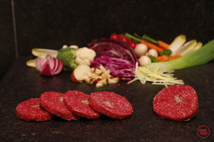 rundssteak 100% runds - Meattime