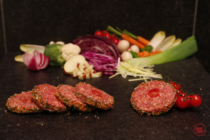 honingtomaatburger - Meattime