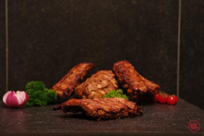 gebakken ribben - Meattime