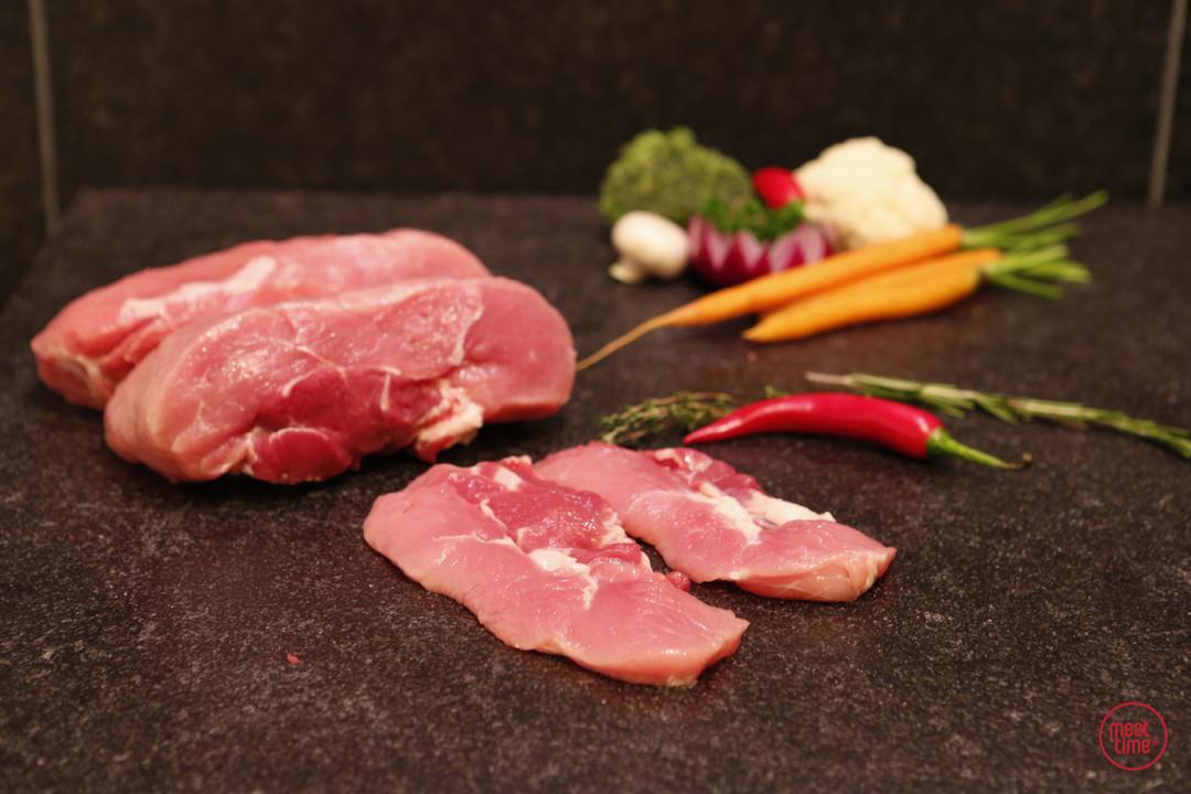 hespesneden - Meattime