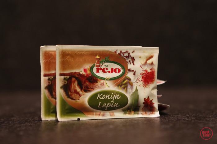 zakjes konijnekruiden - Meattime