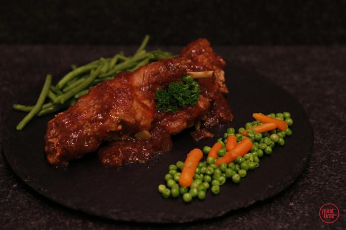 konijnebil in biersaus (+/- 450 gr) - Meattime