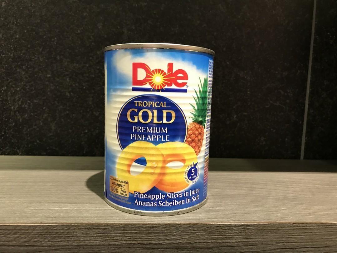 ananasschijven Dole - Meattime