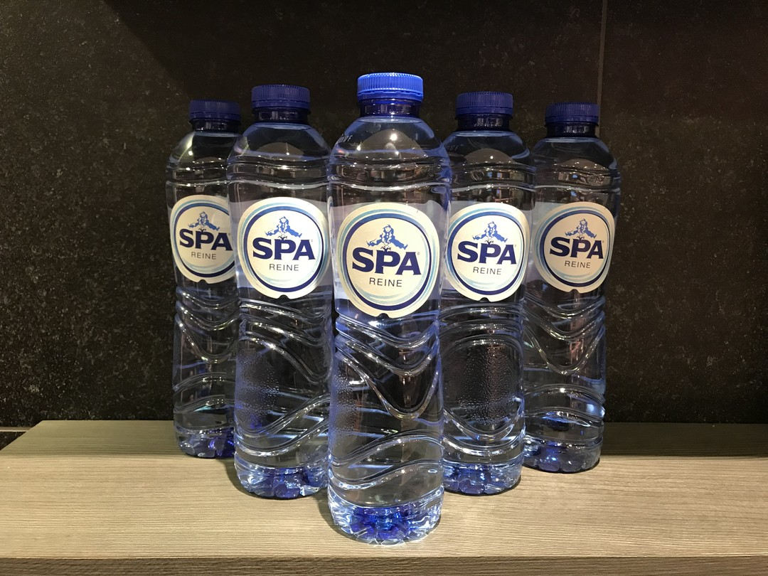 Spa 0,5l plat water - Meattime