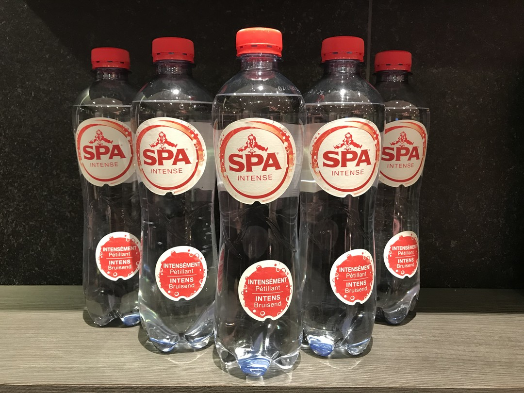 Spa 0,5l bruisend water - Meattime