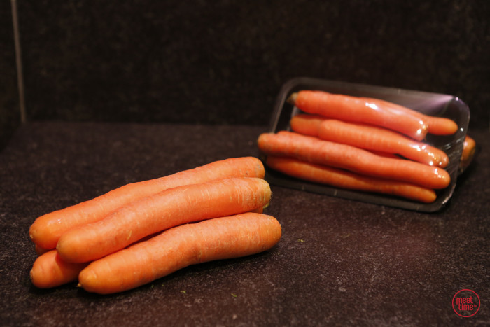 wortelen - Meattime