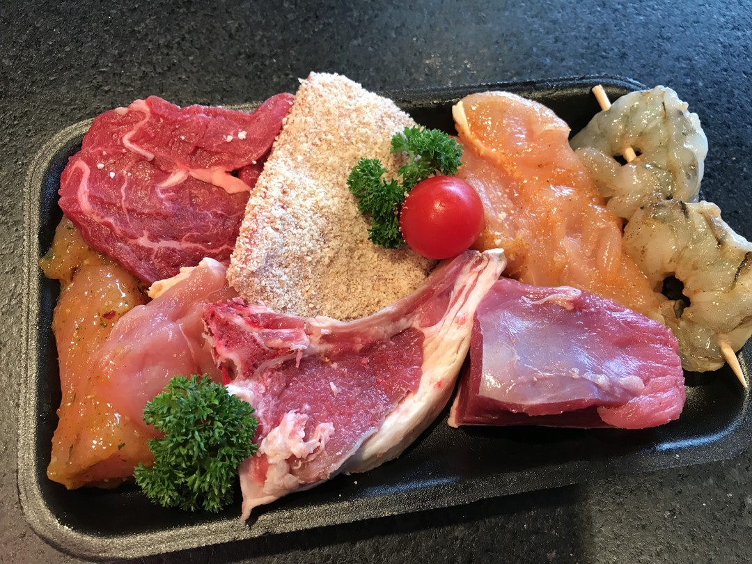 gourmet de luxe - Meattime