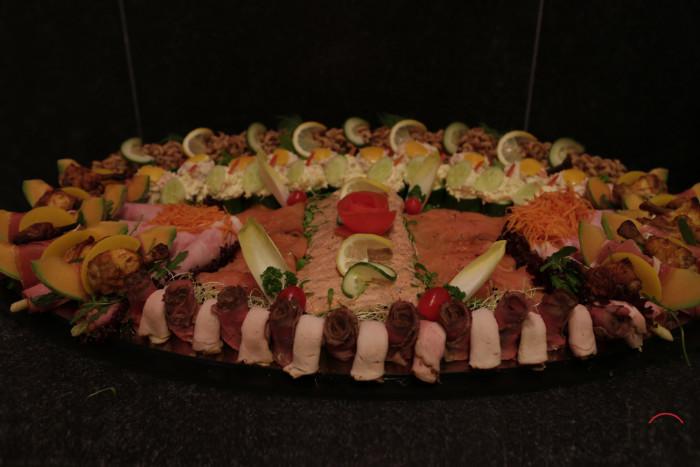 gemengd buffet 4-12 pers - Meattime
