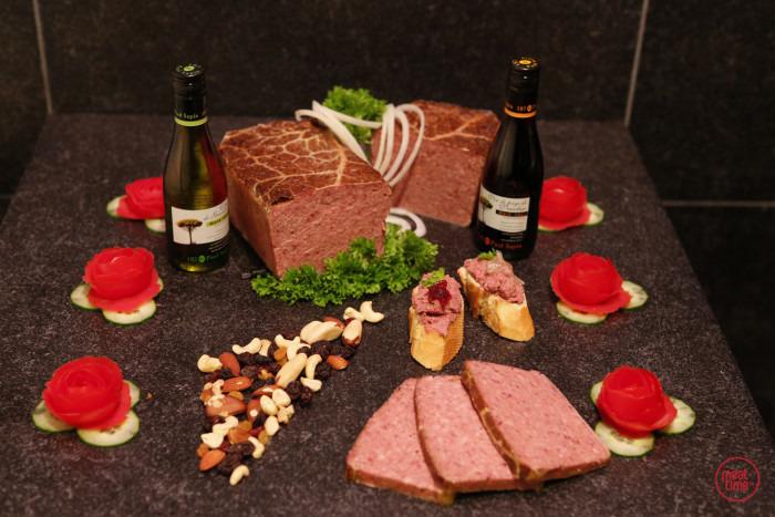 Fazantpaté - Meattime