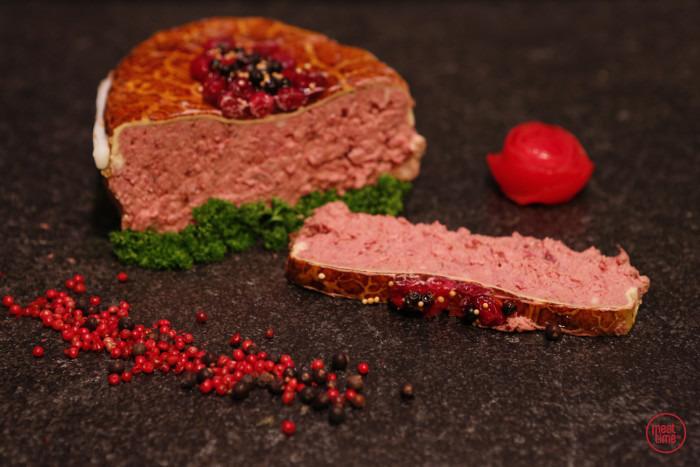 Veenbessenpaté - Meattime