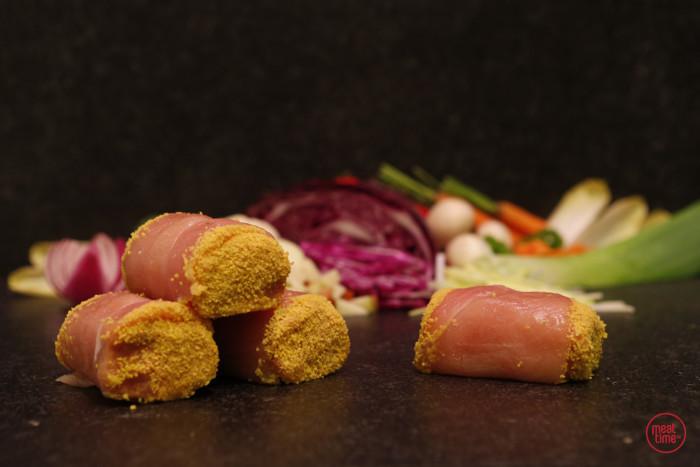 Kippevink kip/varken - Meattime