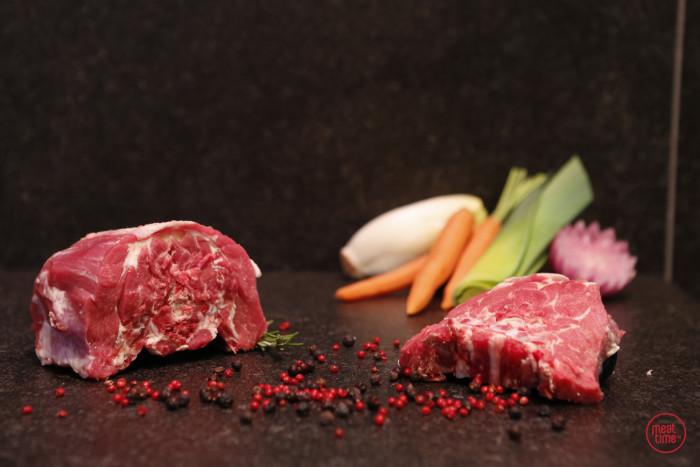 Lamsbascotte - Meattime